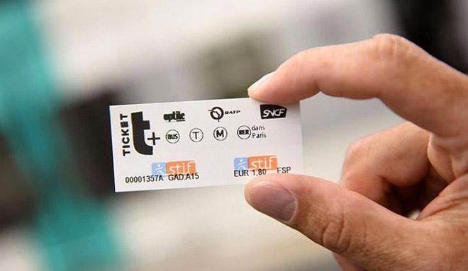 Biglietti Metro e Trasporti a Parigi