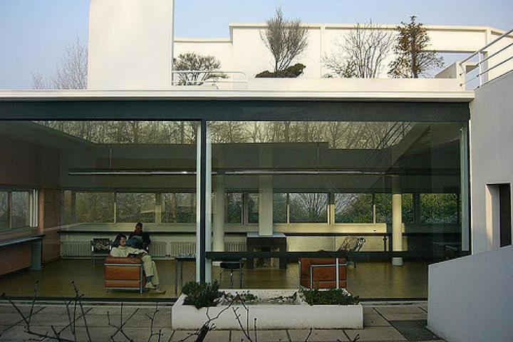 Interni Di Villa Savoye : Biglietto smartphone salta fila online per villa savoye di le
